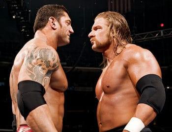 Batista vs. Triple H