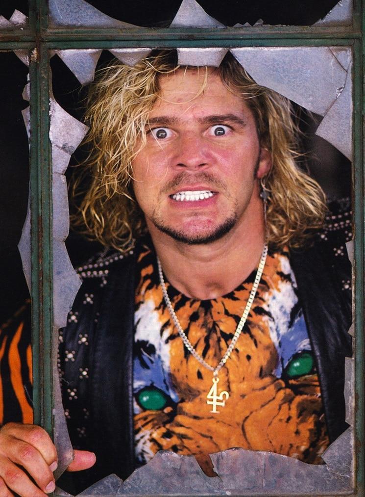 Brian Pillman WCW Loose Canon
