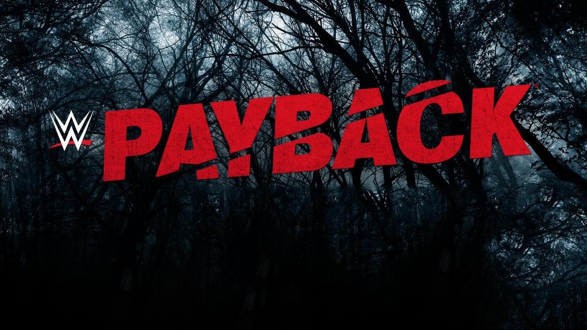 payback carte mise jour deux nouveaux matchs annonc s catch au quotidien. Black Bedroom Furniture Sets. Home Design Ideas