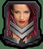 Argent 2 (Sasha Banks)