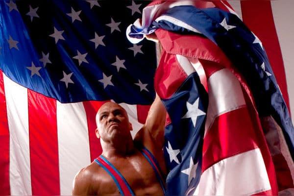 Kurt Angle USA