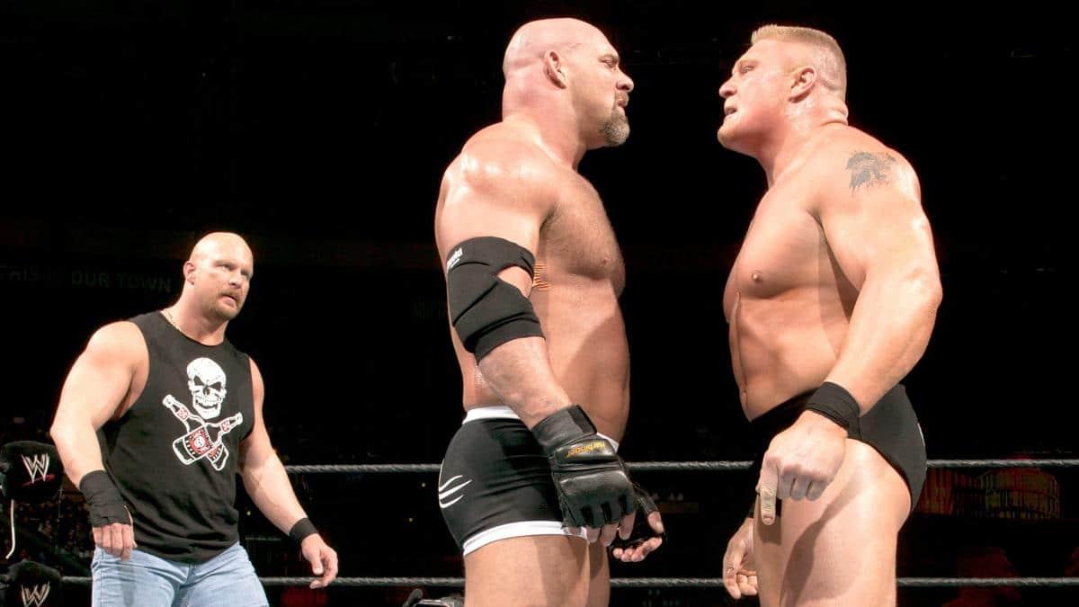 Goldberg-Brock-Lesnar
