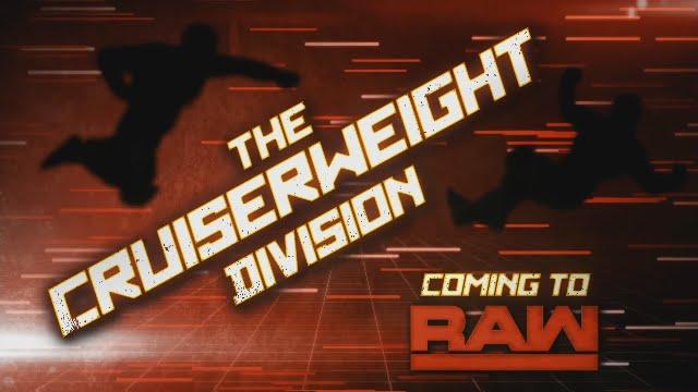 Vidéo : la WWE fait la promotion de la Cruiserweight Division