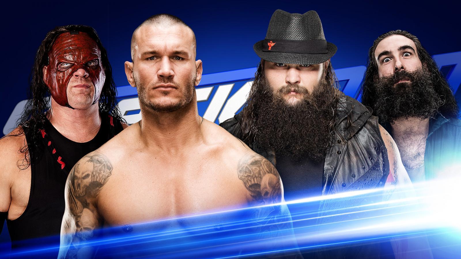 WWE SmackDown - 11/10/16