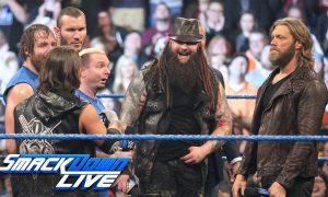 """Smackdown : Le """"Cutting Edge"""" et le retour de l'Undertaker en vidéo"""