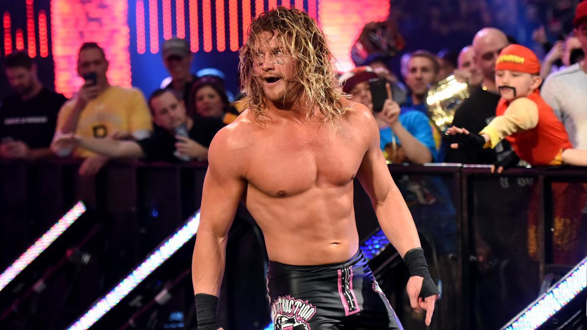WWE Dolph Ziggler