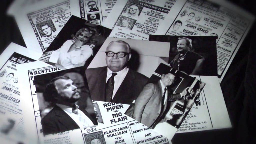 Jim Crockett Promotions Promoters