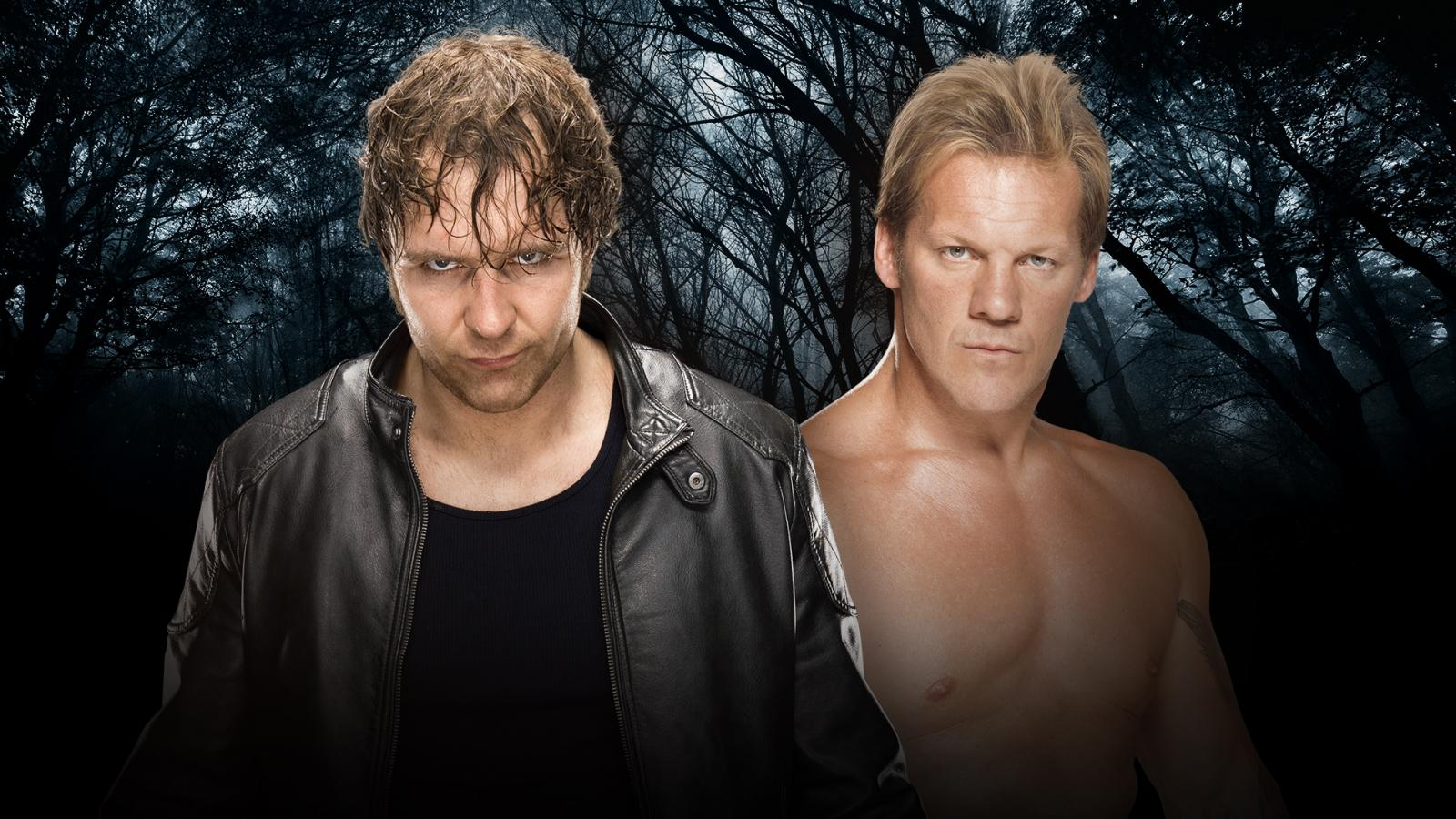 WWE Payback - Dean Ambrose Vs. Chris Jericho