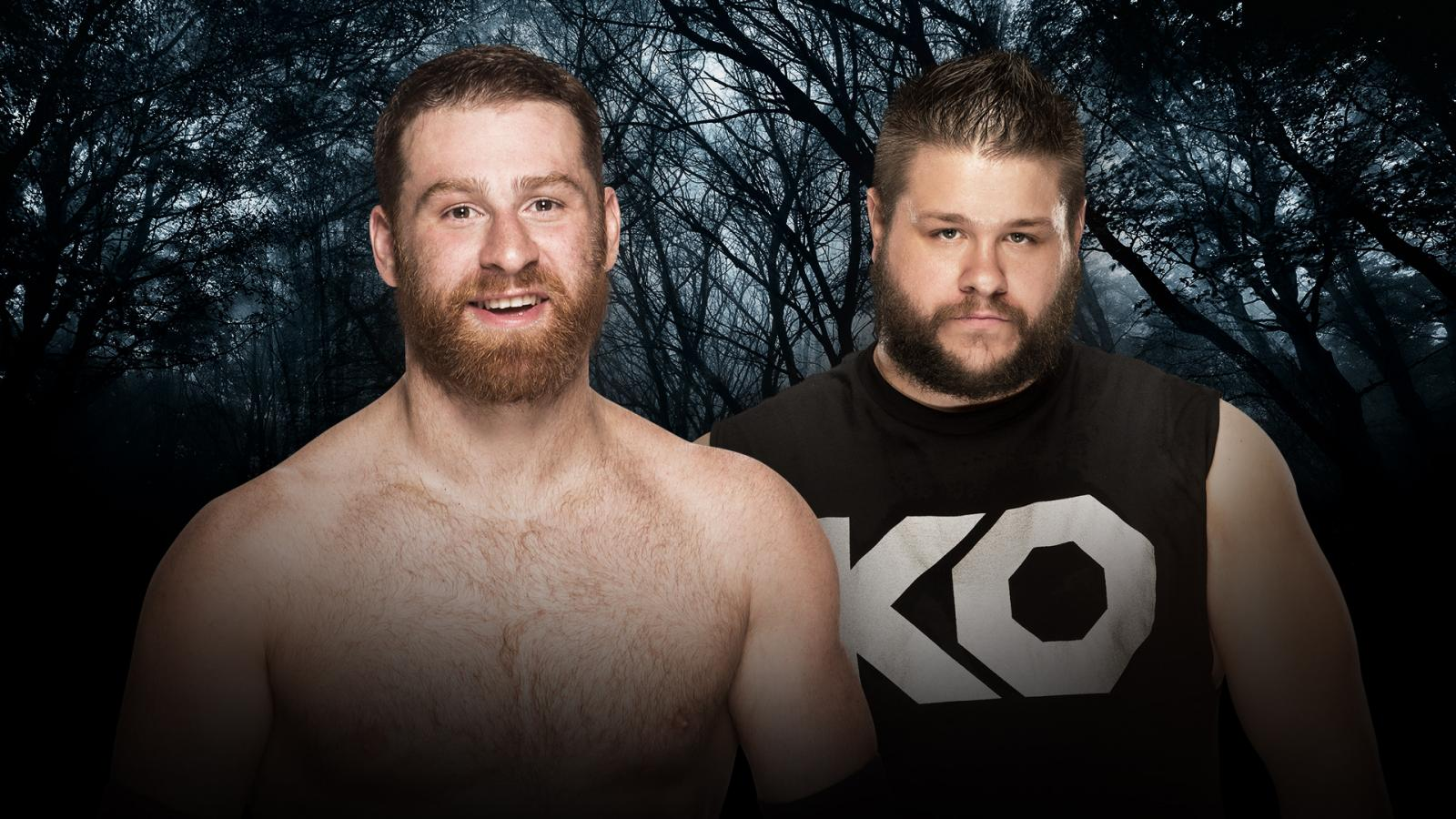 WWE Payback - Sami Zayn Vs. Kevin Owens