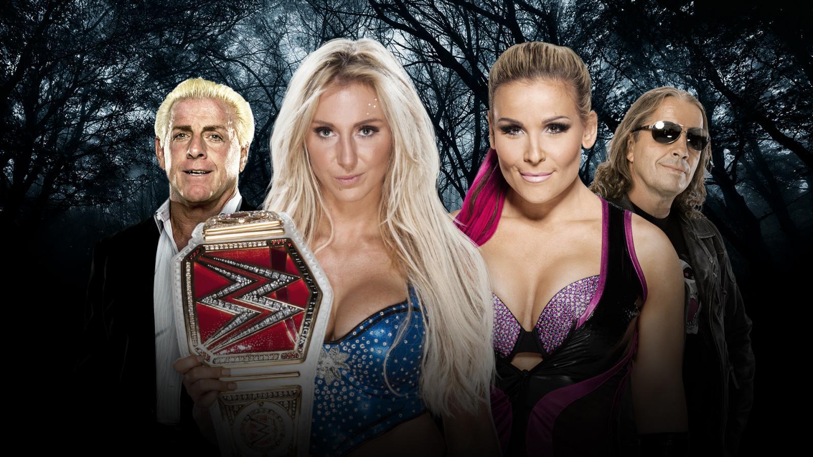 WWE Payback - Charlotte Vs. Nataya