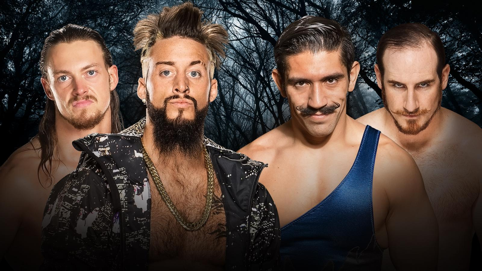 WWE Payback - Enzo & Cass Vs. The Vaudevillains