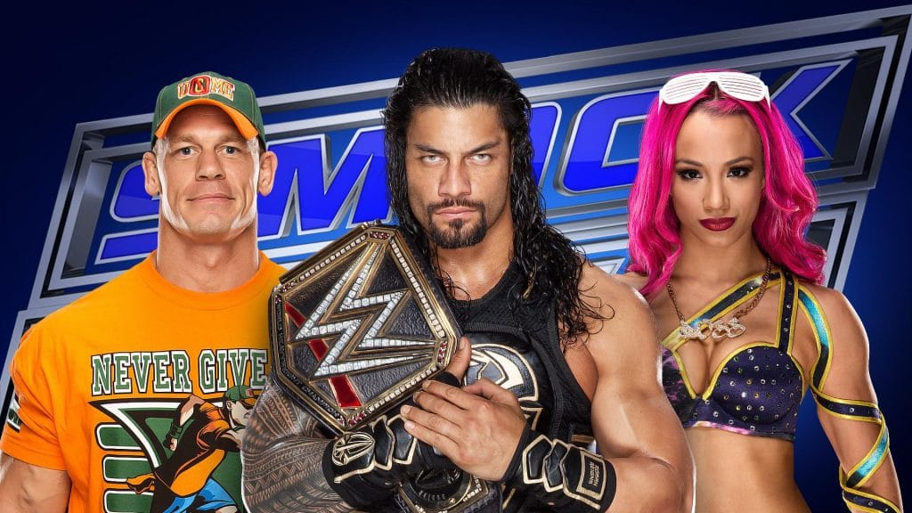 smackdown live new era