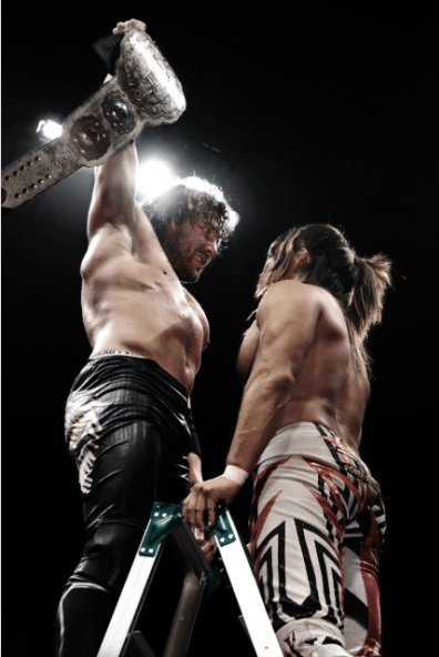 Tanahashi vs. Omega_ladder