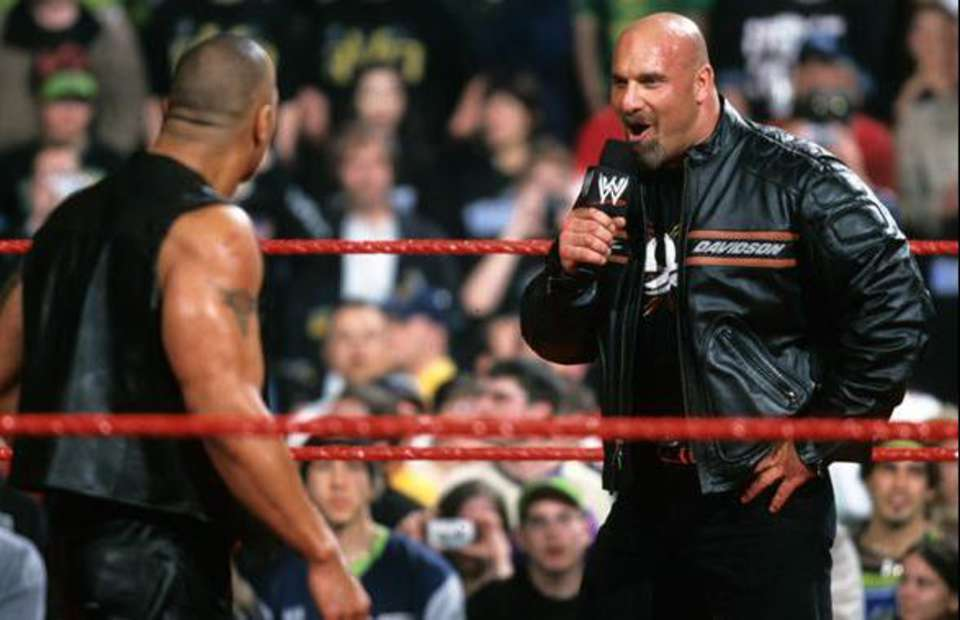 goldberg vs rock