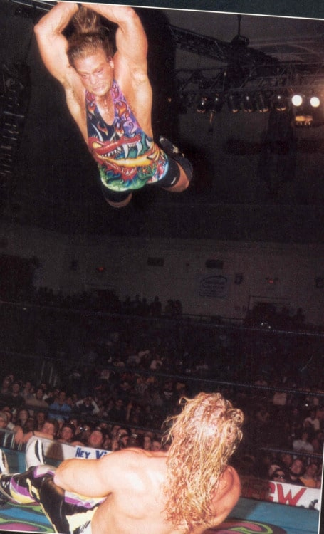 rvd vs jerry lynn