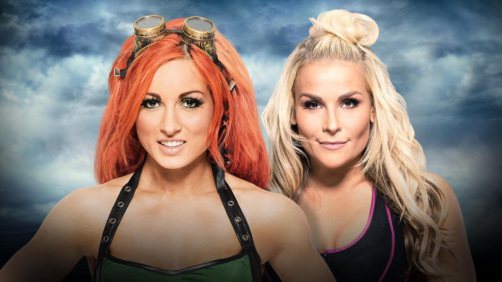 Battleground 2016 - Natalya Vs. Becky Lynch