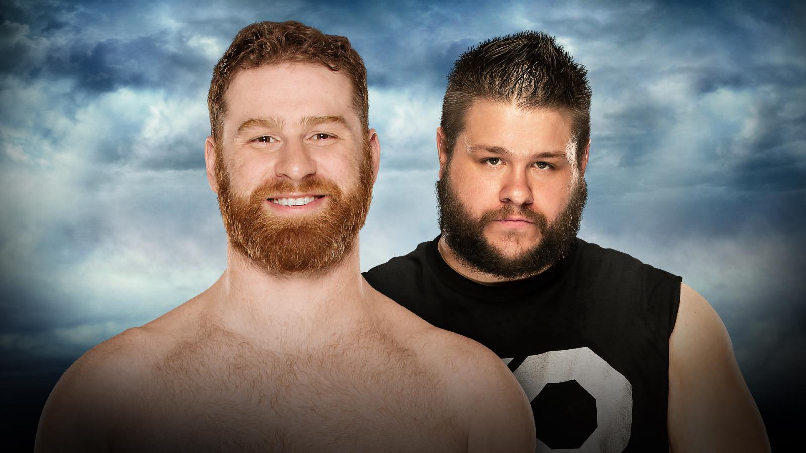 Battleground 2016 - Sami Zayn Vs. Kevin Owens
