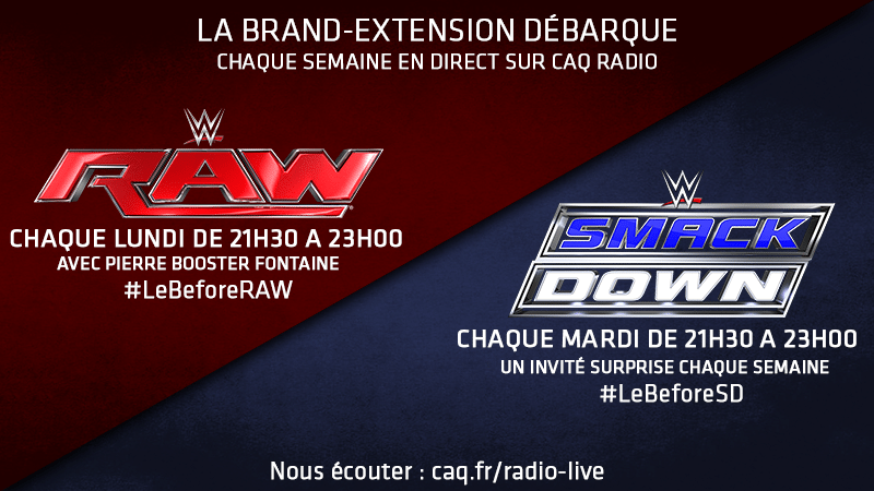 RAW vs. SD CAQ Radio