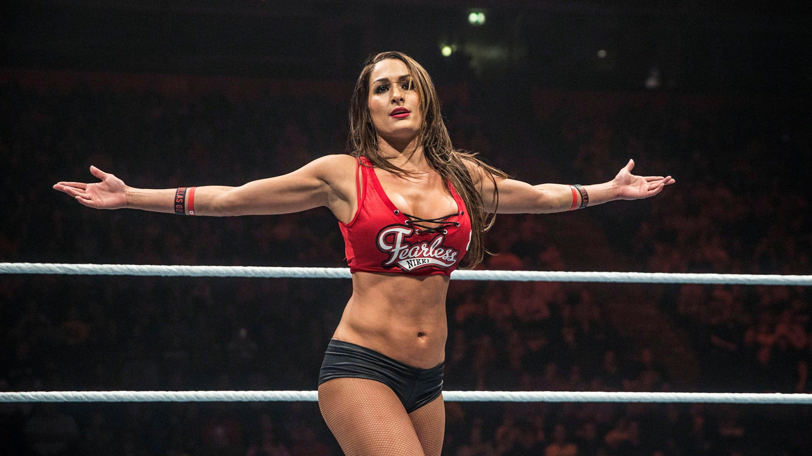 John Cena And Nikki Bella Ring