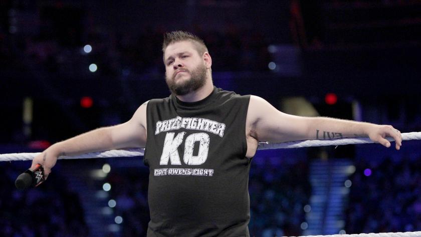 Kevin-Owen WWE