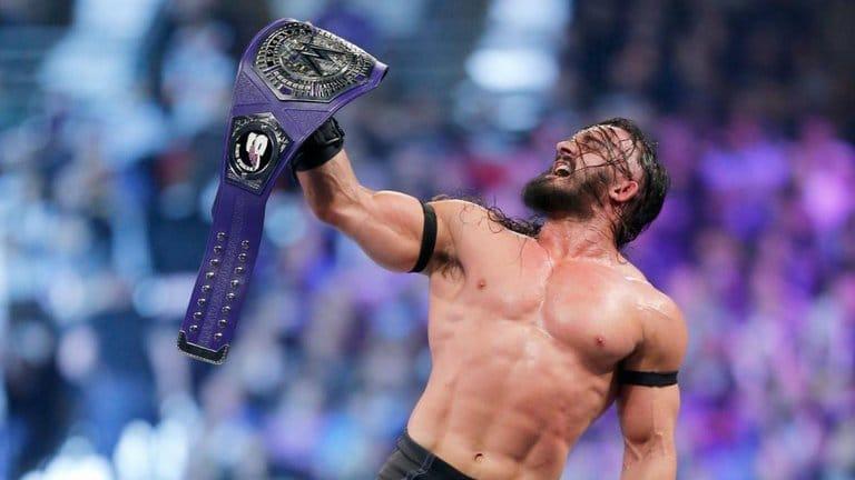 WWE PAC Neville