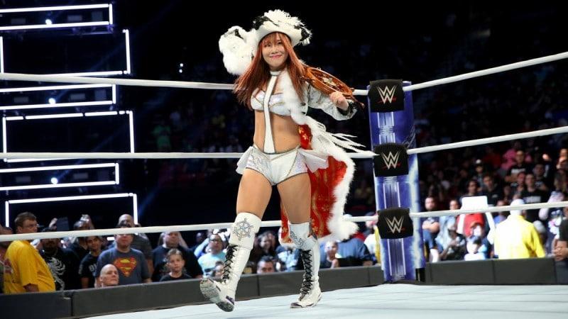 WWE NXT Kairi Sane
