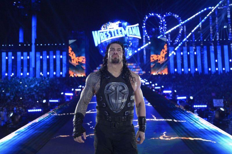 Triple H Quot Roman Reigns Est L Un Des Plus Talentueux