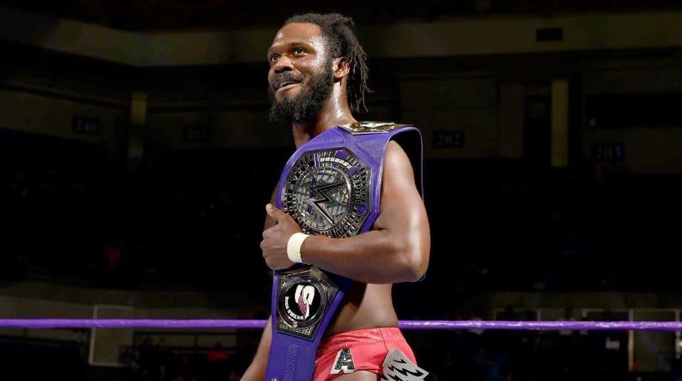 Un lutteur de la WWE arrêté par les forces de l'ordre — BREAKING