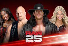 Raw 25th