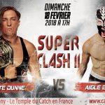 Un match annoncé pour l'APC SuperClash II