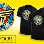 Un nouveau T-shirt en vente pour une Hall of Famer