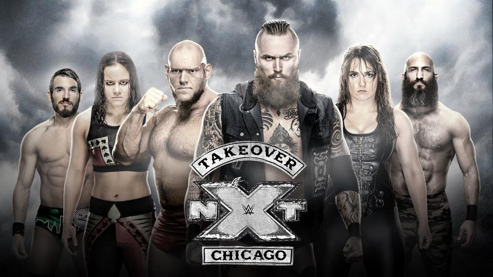 Catch (WWE, ECW, TNA) - Page 31 TakeOver-Chicago-II