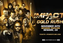 IMPACT WRESTLING Gold Rush