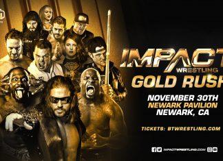 IMPACT WRESTLING Gold Rush