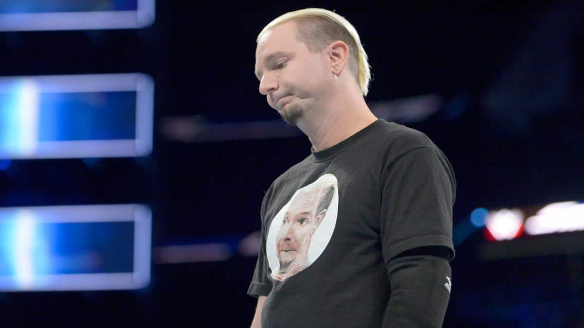 wwe james ellsworth