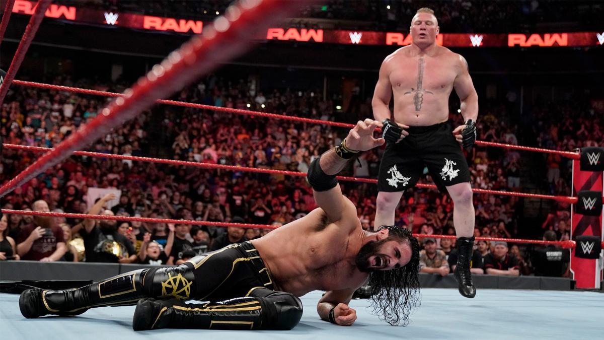 Brock Lesnar est-il champion ? - Résultats complets de WWE