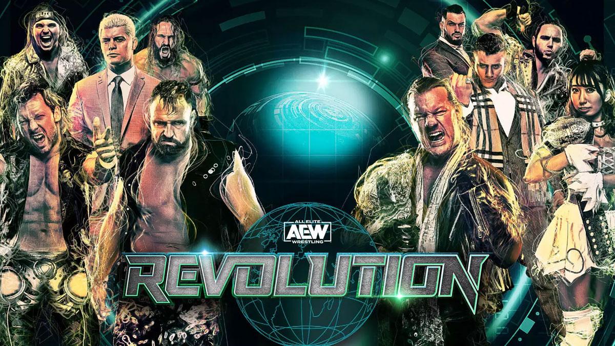 Novo combate é anunciado para o AEW Revolution