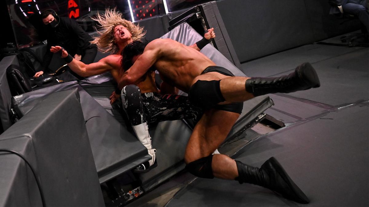Résultats complets de WWE RAW du 27 juillet 2020