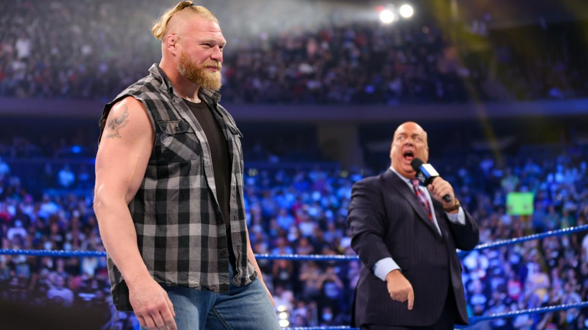 WWE: Brock Lesnar s'absentera après Crown Jewel