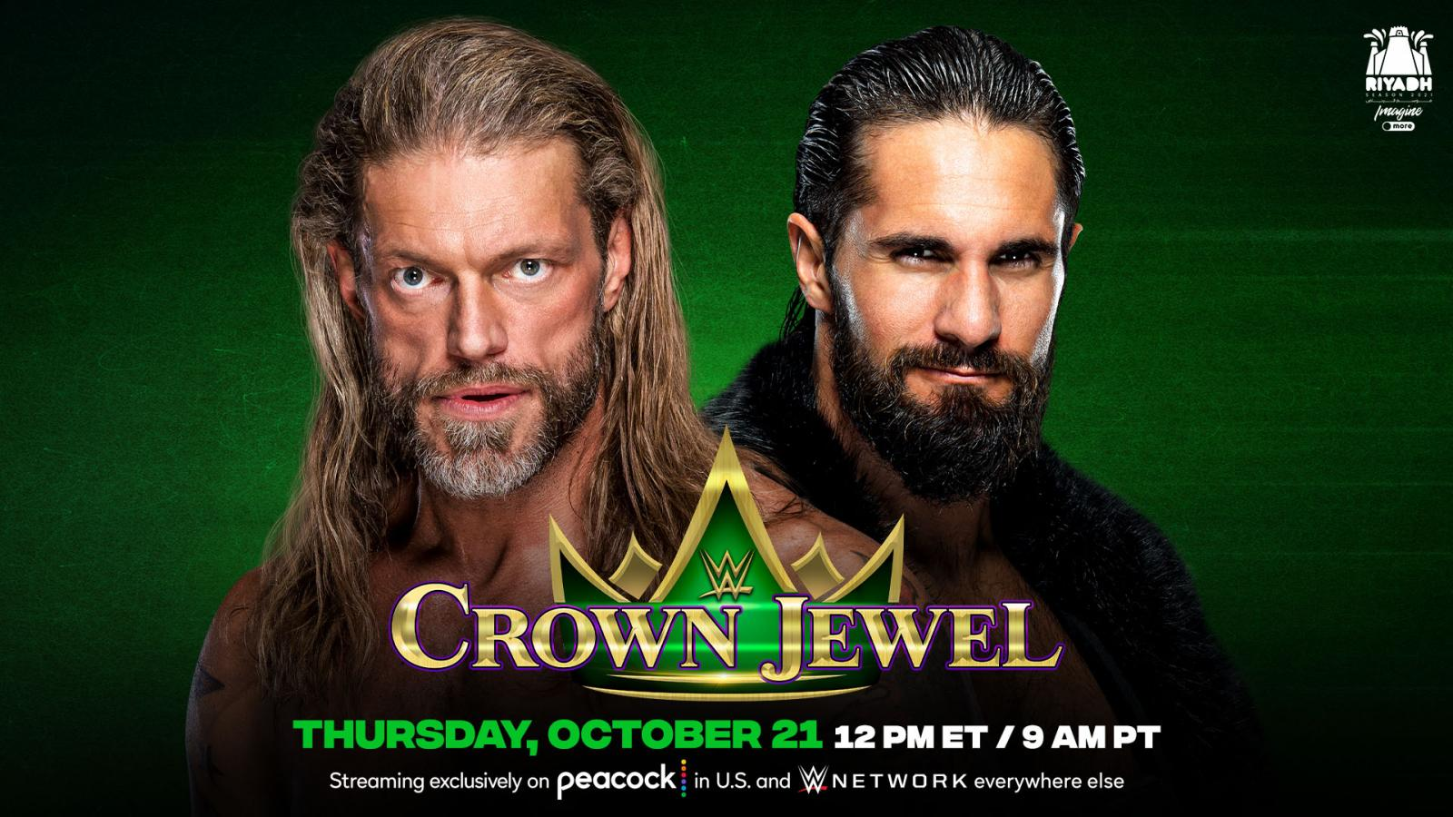 WWE: A Hell in a Cell Match à WWE Crown Jewel