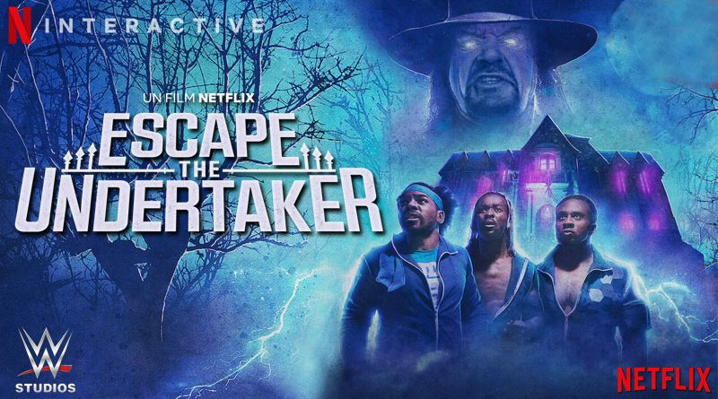 """WWE: """"Escape the Undertaker"""" is obtainable on Netflix"""